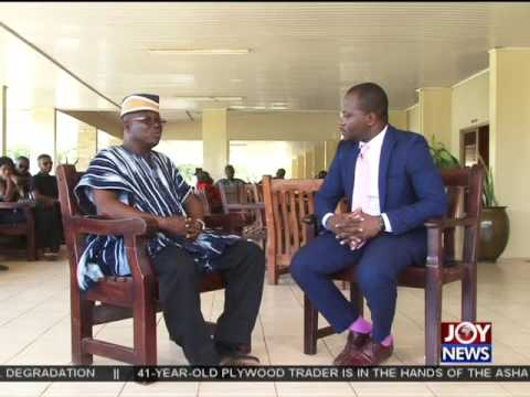 Exclusive interview with father of late soldier - UPfront on JoyNews (1-6-17)