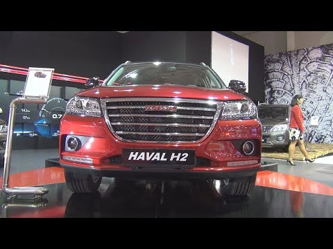 Great Wall Haval H2 1.5T Premium (2018) Exterior and Interior