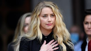 video: Amber Heard: 'I did not choose this fight and now place my faith in British justice'