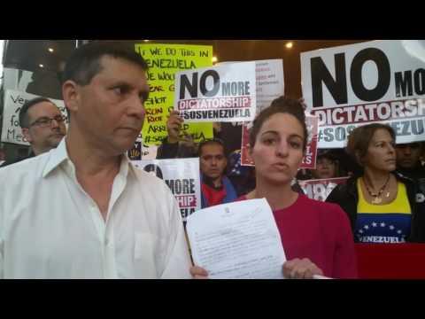 Desmentido el gobierno de Venezuela. Evento Perth, Australia