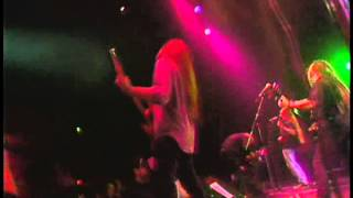 Carcass - Incarnated Solvent Abuse (Gods Of Grind Tour