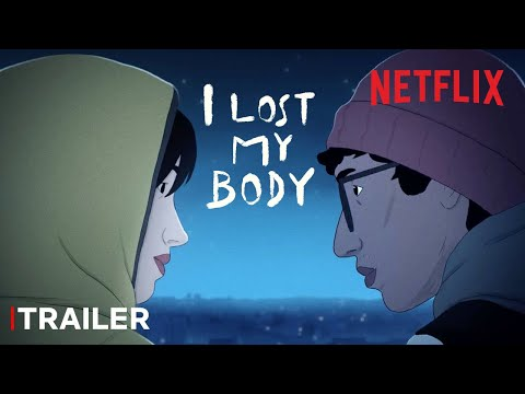 Perdi meu Corpo | Trailer oficial | Netflix