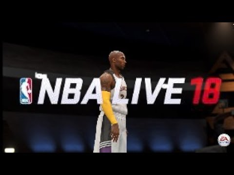 NBA LIVE 18: Presents - Kobe Bean Bryant