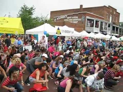 Big Shanty Festival - Flash Mob