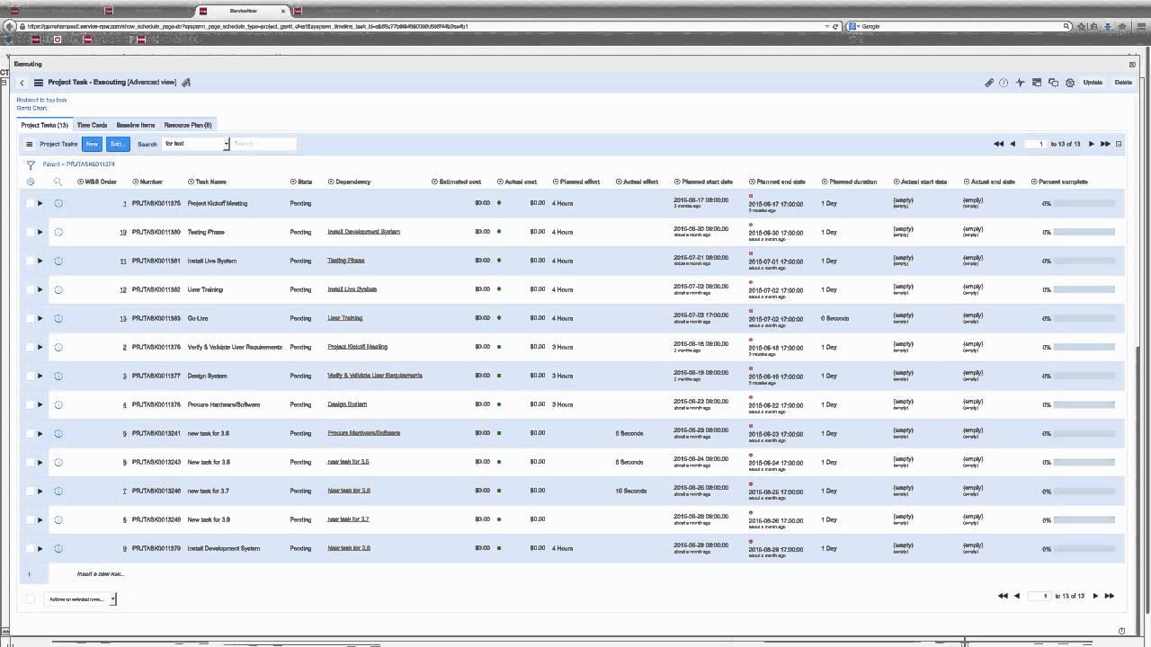 Project task gantt chart insert item in wbs youtube project task gantt chart insert item in wbs geenschuldenfo Images