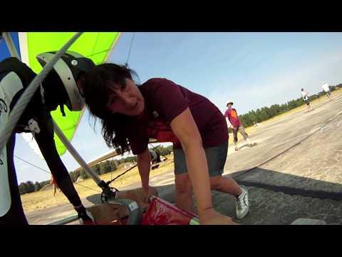 German Flatlands 2013 Hang Gliding