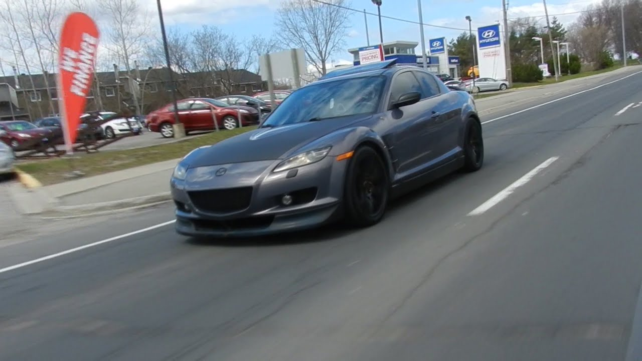 2007 mazda rx8 review - youtube