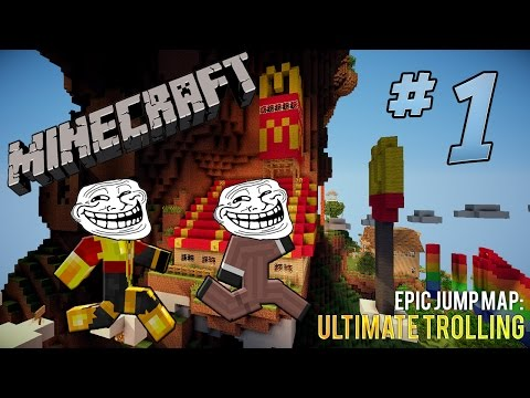 [FR]-Ultimate Trolling #01 Don't do this ! [Minecraft 1.6.4]