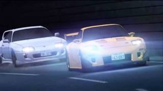 Cover images Initial D Dogfight Anime Music Video [AMV]