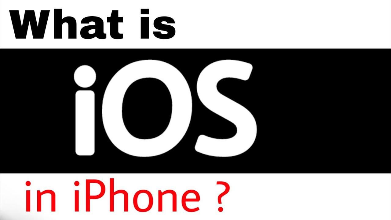 Ios Ii What Is Ios In Iphone Ii Ios Full Form Youtube