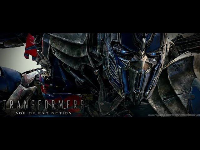 Transformers Age Of Extinction Best Of Optimus Prime Hd