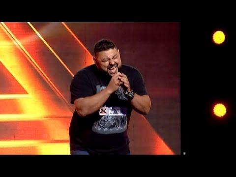 Васил Модев - X Factor Кастинг (29.09.2015)