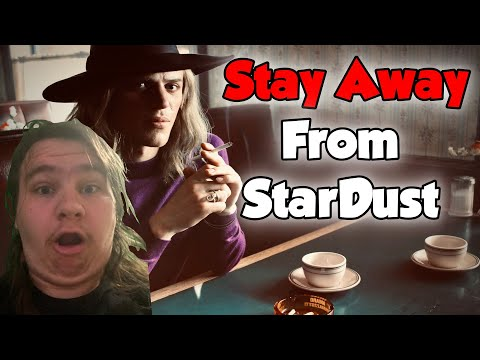 Do Not Touch This David Bowie Biopic (StarDust Trailer)