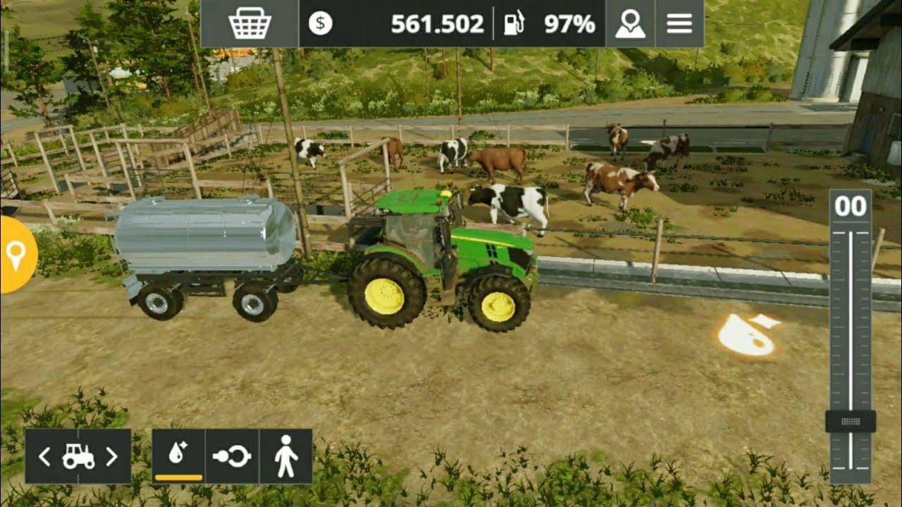 Farming simulator 20   fs 20 gameplay