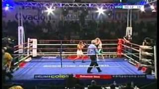 YESICA BOPP vs DANIELA BERMUDEZ - FULL FIGHT - PELEA COMPLETA