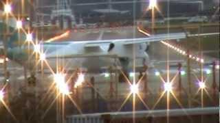 London City Airport Dec 2012