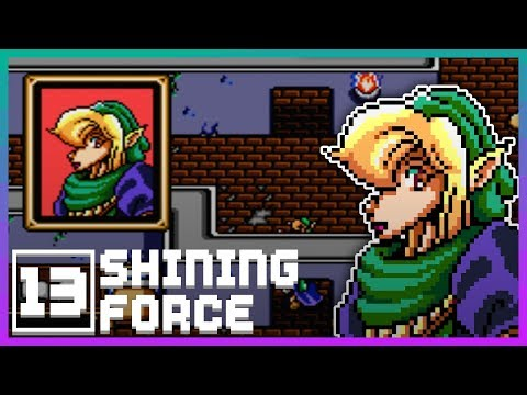 Shining Force [Part 13] - It's a trap!