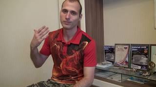 Тренер по настольному теннису в Москве (Никита Кузнецов)