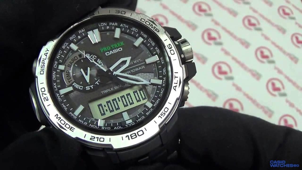 Наручные часы casio prw-6000-1e — купить сегодня c доставкой и гарантией по выгодной цене. 6 предложений в проверенных магазинах. Наручные.