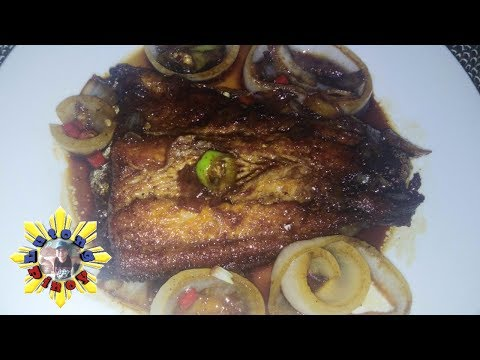 FISH STEAK BONELESS BANGUS | LUTONG PINOY | PANLASANG PINOY