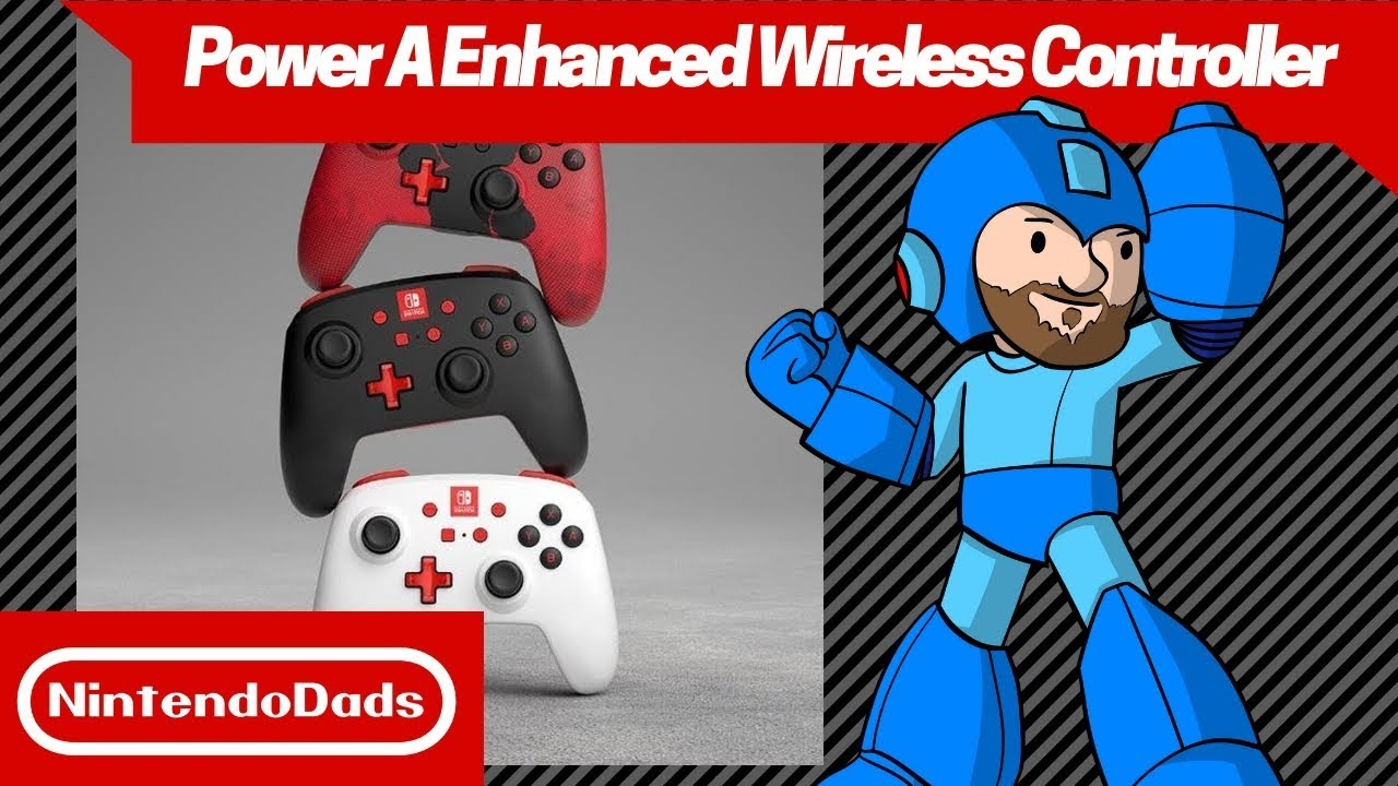 Review - Nintendo Switch Enhanced Wireless Controller from Power A