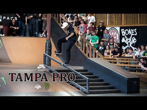 Tampa Pro 2015: Semi-Finals