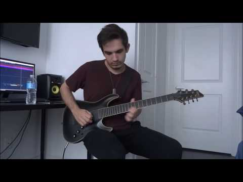 ASKING ALEXANDRIA | Rise Up | GUITAR COVER FULL (NEW SONG 2017) HD Mp3