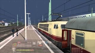 BR 103 TEE Rheingold Augsburg - München (Train Simulator 2014)