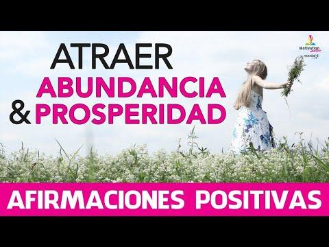 Atraer abundancia y prosperidad con afirmaciones positivas | Motivacion Online