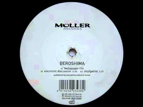 "Beroshima - ""Electronic Discussion"""