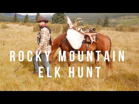 Rocky Mountain Elk Hunt