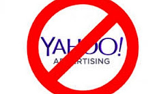 How to delete an advertisement that appears on Yahoo Email