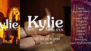 Kylie Minogue - Golden (Album Preview)