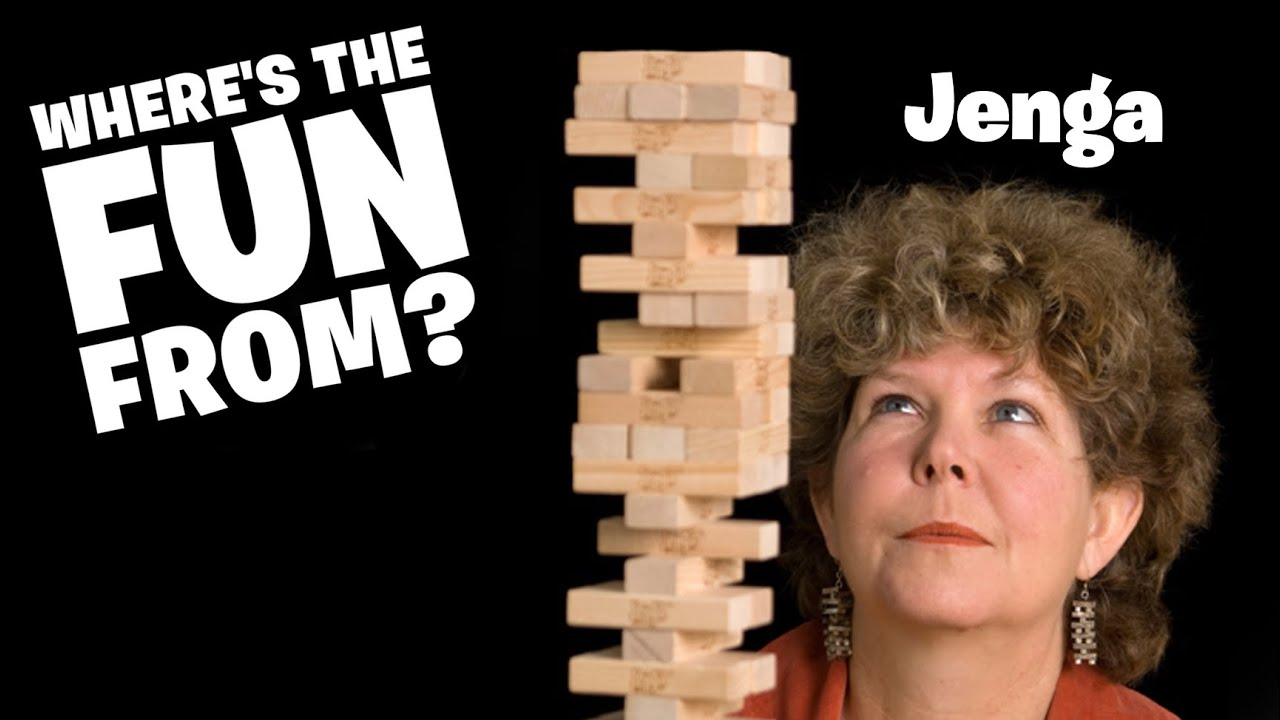 Who Invented Jenga? | WTFF?