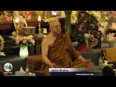 Learn to be at peace with yourself | Ajahn Brahm | 6 Jan 201