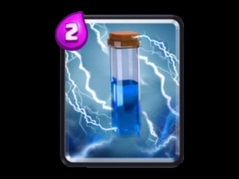 [CLASH ROYALE] What It Feels Like To Have Overleveled Zap - Trailer & Review