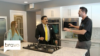 Yours, Mine or Ours: Reza Gives a Modern House Tour (Season 1, Episode 2)   Bravo