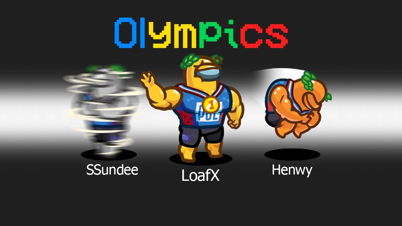 *NEW* OLYMPICS in AMONG US!