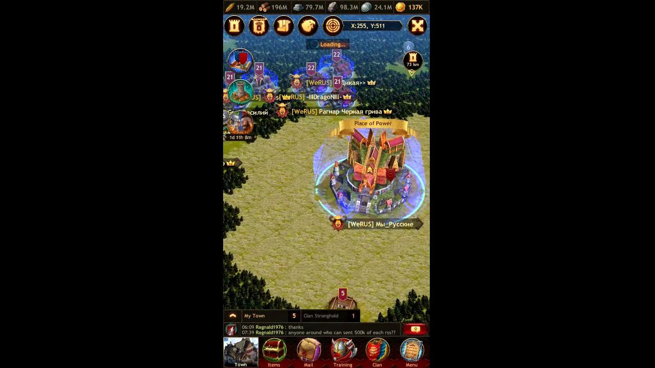 vikings war of clans hack apk download