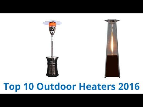 10 Best Outdoor Heaters 2016