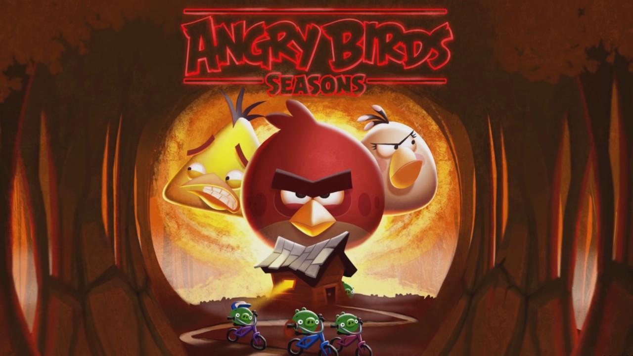 Angry Birds Hammier Things angry birds seasons music - hammier things (halloween theme 2016)