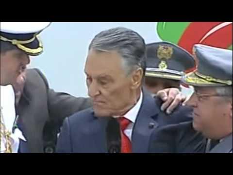 Cavaco Silva, desmaio e companhia !
