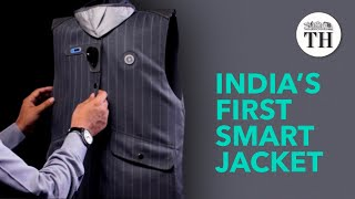 Covest: First smart jacket made in India