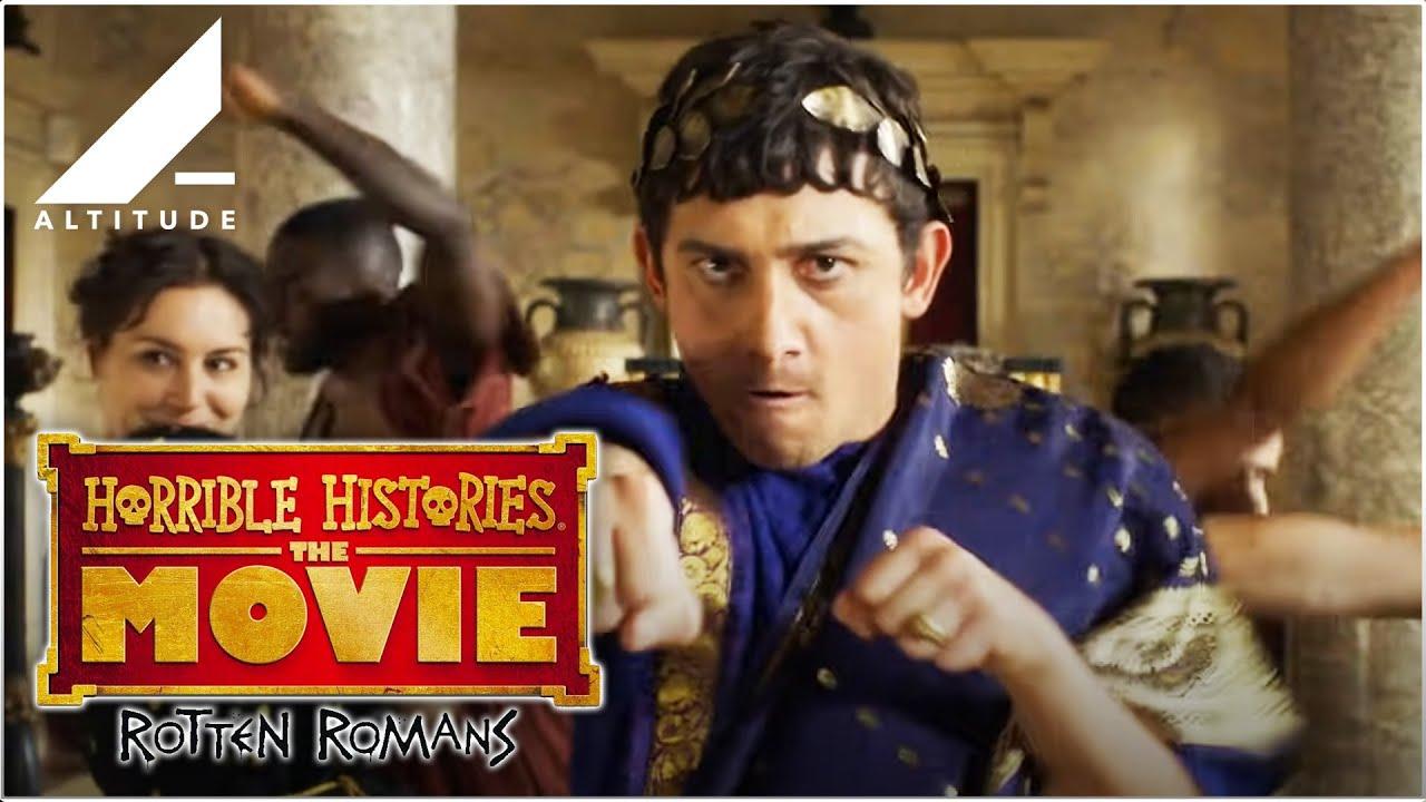 Horrible Histories The Movie Rotten Romans