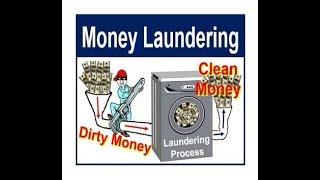 Money laundering, From YouTubeVideos