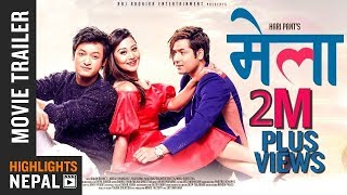 Mela | new nepali movie trailer 2017 ft. salon basnet, amesh bhandari, aashishma nakarmi