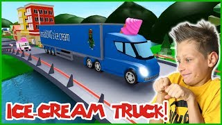 BUYING A BIG ICE-CREAM TRUCK!!!