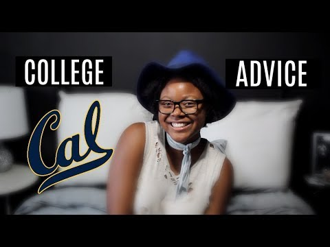 ADVICE TO NEWLY ADMITTED UC BERKELEY STUDENTS | Crave Closet Division