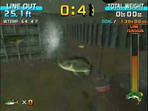 Gamehelper.com - SEGA Bass Fishing Wii Feb Trailer