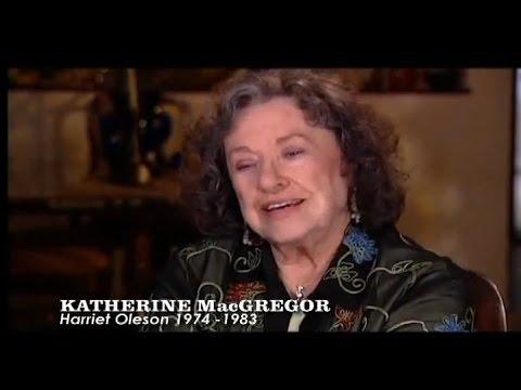 Katherine MacGregor Little House interview Pt. 1